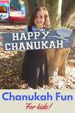 Hanukkah/Chanukah Fun for Kids!