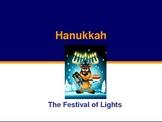 Hanukkah Chanukah Powerpoint for ESL ENL