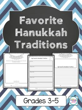 Winter Holiday Writing: Christmas & Hanukkah