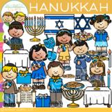 Hanukkah Clip Art {Whimsy Clips Clip Art}