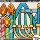 "Chanukah / Hanukkah Clip Art: ""Festival of Lights"""