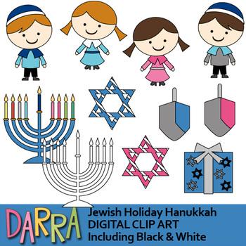 Hanukkah Clip Art (Chanukah clipart)