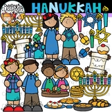 Hanukkah Clipart {Holidays Around the World Clipart}