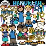 Hanukkah Clipart {Holidays Around the World Clipart}