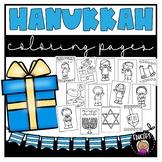 Hanukkah Coloring Book {Educlips Resources}
