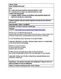 Hanukkah Common Core Lesson Plan EDITABLE