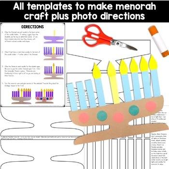 Hanukkah Craft Activity