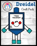 Hanukkah Craft: Dreidel Craft (Holidays Around the World)