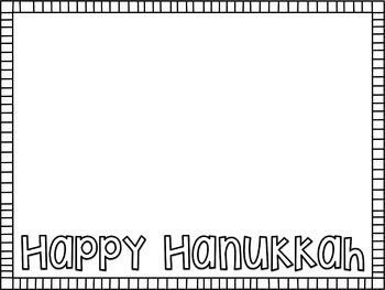 Hanukkah Craft FREE