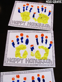 Hanukkah Craft FREE