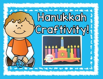 Hanukkah Craftivity