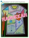 Hanukkah Craftivity- T-shirt Design