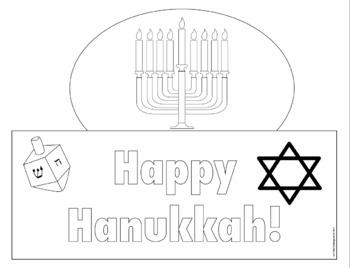 Hanukkah Crown