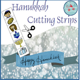 Hanukkah Cutting Strips