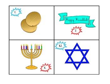 Hanukkah Detective Sight Word Edition