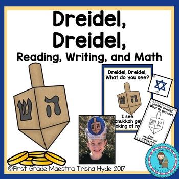 Hanukkah Dreidel Activities