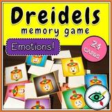 Hanukkah memory game
