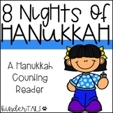 Hanukkah Easy Reader for Kindergarten