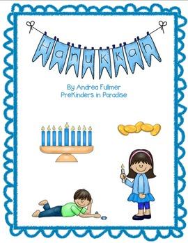 Hanukkah Emergent Reader Pack