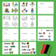 Kwanzaa Activities: Differentiated Readers - 3 Levels + Illustrated Word Wall