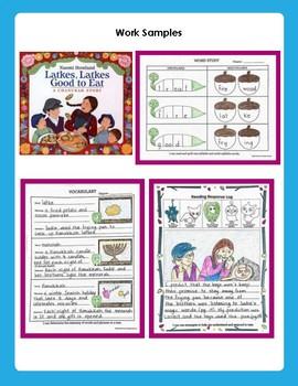 Hanukkah Essentials: An Integrated Book Study