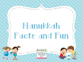 Hanukkah Facts and Fun