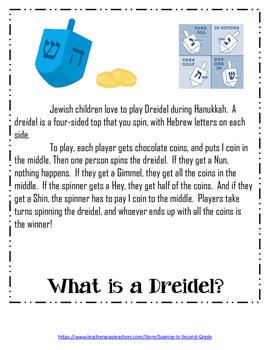 Hanukkah Flip Book (Hanukah, Chanukah)
