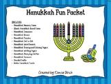 Hanukkah Fun Activities