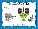 Hanukkah Fun Activities