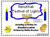 Hanukkah: Grandma's Latkes Literacy Resource for December
