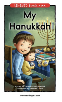 Hanukkah Guided Reading Plans-AA