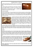 Hanukkah History & Traditions - Reading Comprehension Text
