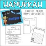 Hanukkah History and Activities