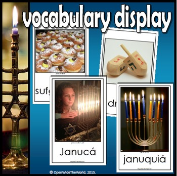 Hanukkah Janucá  El Festival de las Luces - in Spanish