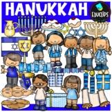 Hanukkah Clip Art Bundle {Educlips Clipart}