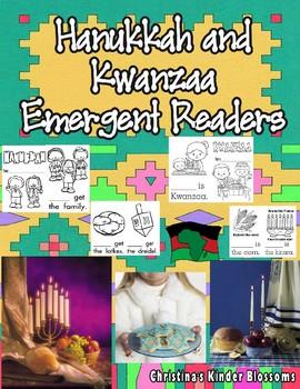 Hanukkah & Kwanzaa Emergent readers