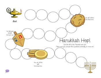 Hanukkah Language Mega Packet!