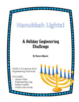 Hanukkah Lights: A STEM Engineering Challenge