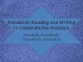 Hanukkah Literacy activities for your class!!