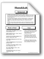 Hanukkah: Making Books