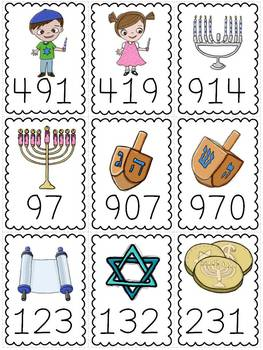 Hanukkah Math Centers {Second Grade Common Core}