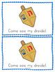 Hanukkah Worksheets Emergent Reader Task Cards