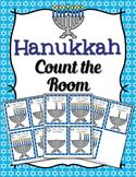 Hanukkah Menorah Candles Count The Room