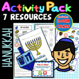 Hanukkah Mini-Book