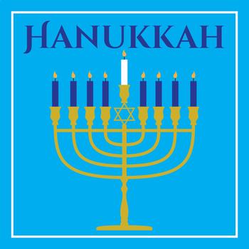 Hanukkah Music & Writing Activity