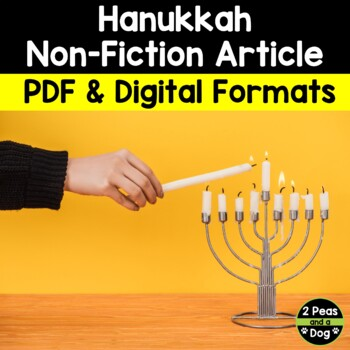 Hanukkah Non-Fiction Article