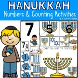 Hanukkah Numbers and Counting Activities