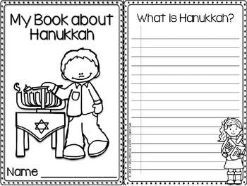 Hanukkah Research Project