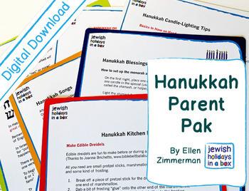 Hanukkah Parent Pak