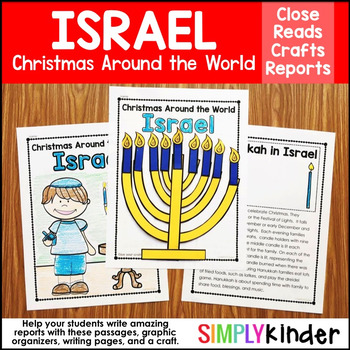 Hanukkah (Part of our Christmas Around the World Research Units)